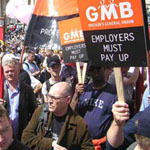 pension march